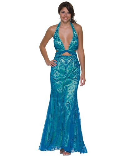 Sexy prom dress woman by sean collection