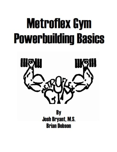 Metroflex Powerbuilding Basics (Josh Coleman compare prices)