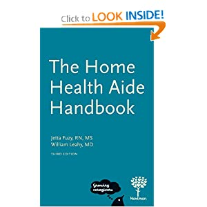 Downloads The Home Health Aide Handbook, 3rd Edition