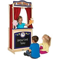 Guidecraft Pretend & Play Floor Theater
