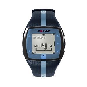POLAR Herzfrequenzmessgerät Ft4m, Blue, 90051038