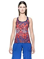 Zumba Camiseta Tirantes Tri-Me All-Over (Multicolor)