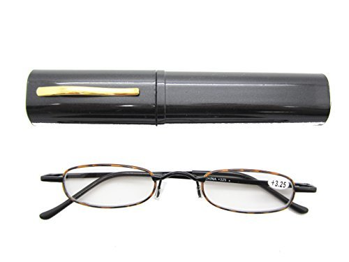 pen-platic-tube-reading-clear-glasses-one-free-micro-fiber-cloth-300-tort-black-rf9d-3pairs-225-by-i