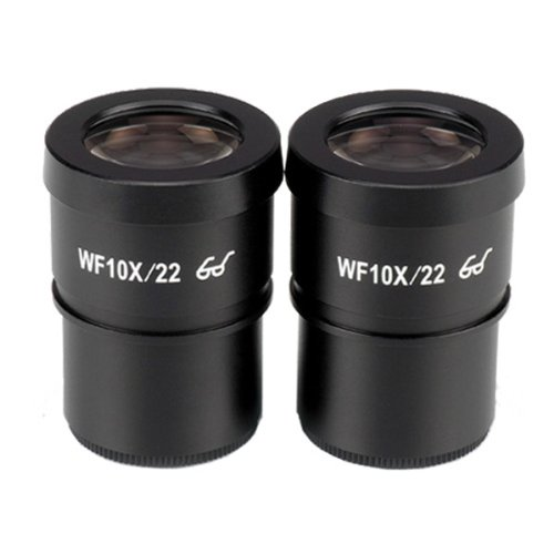 Amscope Ep10X30E Pair Of Extreme Widefield 10X Eyepieces (30Mm)