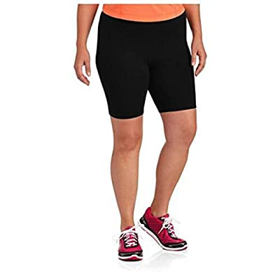 Women's Black Plus Sized Bike Short by Danskin Now