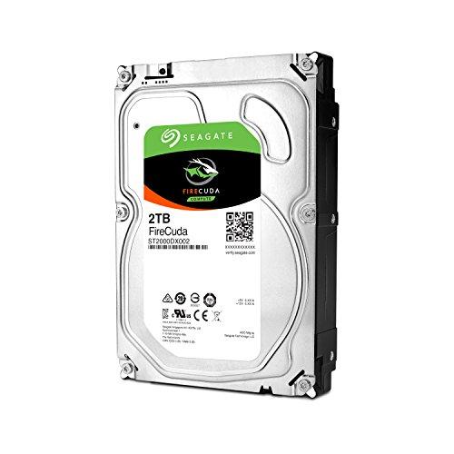 Seagate FireCuda 2 TB Interne Hybrid Festplatte