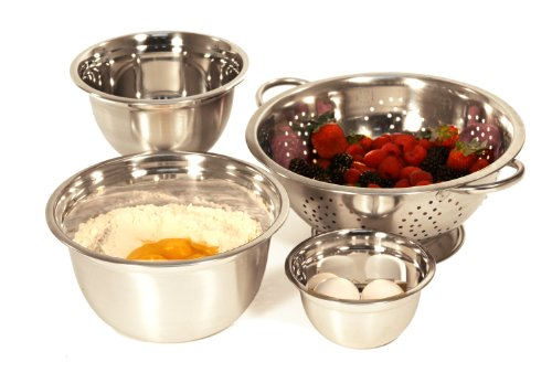 Heuck 36156 4 Pc. Bowl And Colander Set front-55289