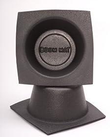 "DEI 050331 Boom Mat 6.5"" Round Slim Speaker Baffle - Pack of 2"