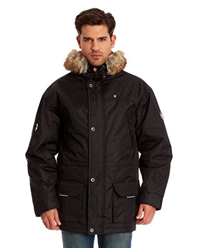 Geographical Norway Chaqueta Atlas Negro