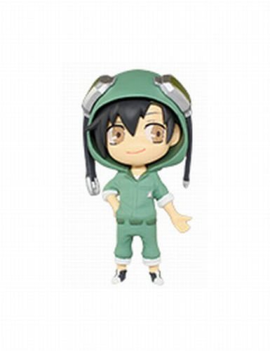 Kagerou Project Mekakucity Actors Figure Strap Mascot Key Chain Seto