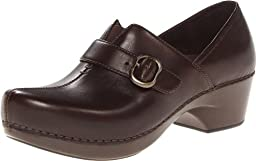 Dansko Women\'s Tamara Clog,Chocolate,39 EU/9 M US