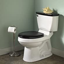 American Standard Champion Right Height Elongated Toilet Bowl with Bolt Caps