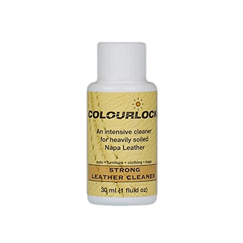 colourlock-strong-leather-cleaner-for-car-interiors-furniture-upholstery-bags-and-clothing-30ml