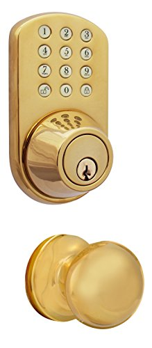 Top Best 5 Door Knob With Key Pad For Sale 2016 Product
