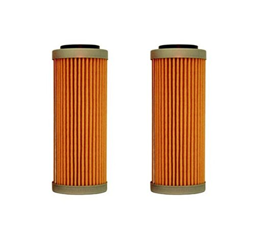 NEW OEM KTM OIL FILTERS 2 PACK 350 400 450 500 530 EXC-F SX-F XC-F XCF-W FACT. ED 2008-2017 2X 77338005100 (Ktm Sxf 450 compare prices)