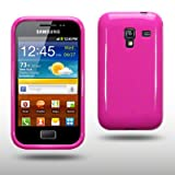 "TPU FLEXY CASE F�R SAMSUNG GALAXY ACE PLUS S7500 IN ROSA (PINK)von ""CELLAPOD"""