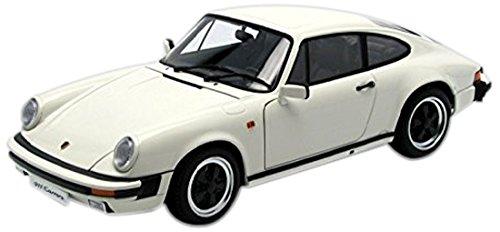 Autoart - 78012 - Véhicule Miniature - Modèle À L'échelle - Porsche 911 3.2 Carrera - 1988 - Echelle 1/18