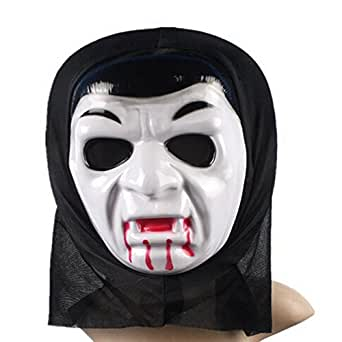 Halloween Costumes Women's Scream Mask Children Costumes Mask Ghost Face Mask
