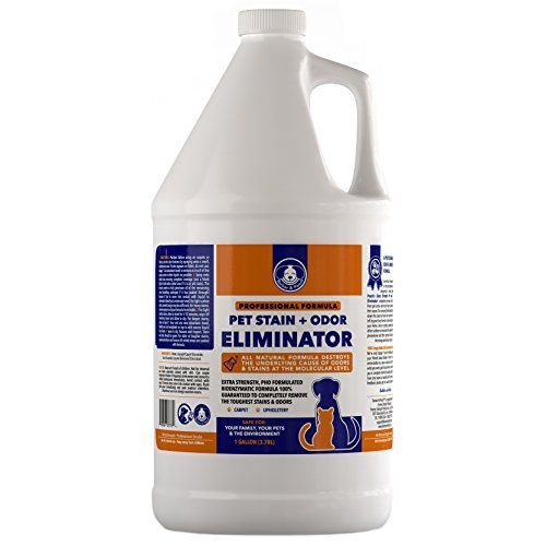 Permanent Pet Odor Eliminator Spray