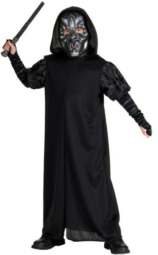 Child Death Eater Costume from Harry Potter