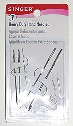 Singer Heavy Duty Assorted Hand Needles, 7-Count
