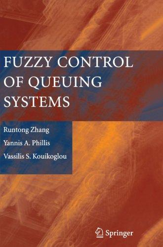 Fuzzy Control of Queuing Systems [Zhang, Runtong - Phillis, Yannis A. - Kouikoglou, Vassilis S.] (Tapa Blanda)