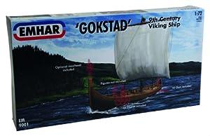 Emhar - Maqueta de barco escala 1:72 (PGHEM9001) en Bebe Hogar