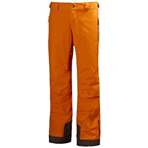 Helly Hansen Men's Legend Pant - Ski Trousers Clementine Medium