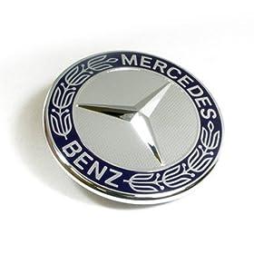 Mercedes Benz Genuine OEM Hood Emblem from Germany