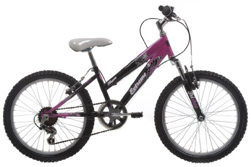 Mountain Bikes: EXTREME by Raleigh Kraze Girls Girls Mountain Bike ...