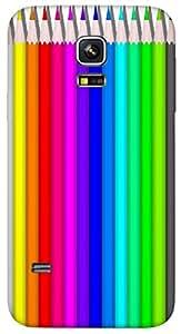 Timpax protective Armor Hard Bumper Back Case Cover. Multicolor printed on 3 Dimensional case with latest & finest graphic design art. Compatible with Samsung Galaxy S-5-Mini Design No : TDZ-25881
