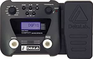 deltalab dgfx1 guitar multi effects pedal musical instruments. Black Bedroom Furniture Sets. Home Design Ideas