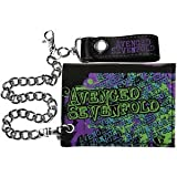 Avenged Sevenfold - Wallets - Leather Biker Tri-fold