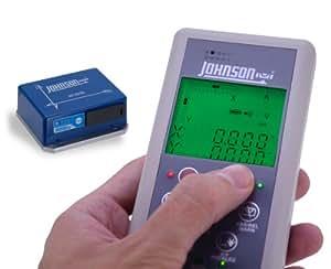 Johnson Level 40-6250 Machine Mountable Electronic Digital Level with Bluetooth Technology, Blue
