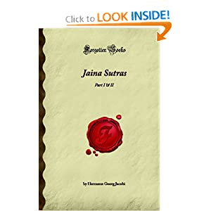 Jaina Sutras: Part I & II (Forgotten Books)