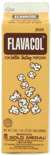 Gold Medal Prod. 2045 Flavacol Seasoning Popcorn Salt 35oz. (Salt Popcorn compare prices)