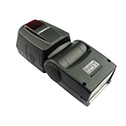 YONGNUO Speedlite YN460 slave flash unit for Pentax K-7, K-x, K-m, K20D, K10D, K200D, K100D