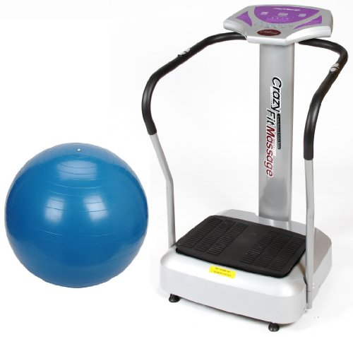GYM MASTER Crazyfit 2012 SPEC ,2 YEAR 5 STAR WARRANTY, 1500W POWER,99 SPEEDS, heavy duty build quality, 8 workout programmes, come with power cords and gym ball