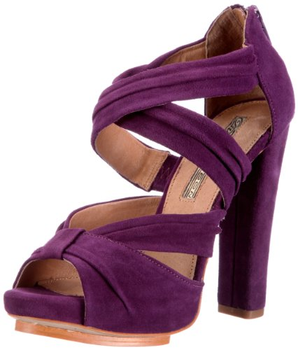 Buffalo 124717 Women's Sandals Violet (PURPLE 01) 39