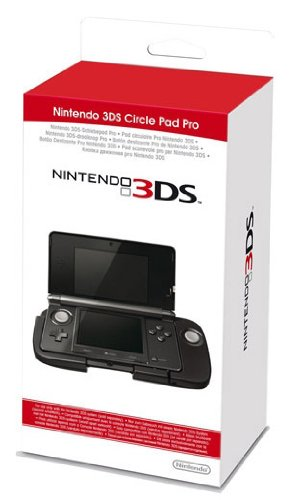 Circle Pad Pro - Nintendo 3DS Accessory (3DS