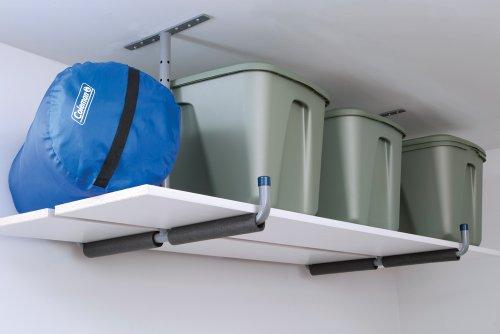 lehigh h13010 two way adjustable overhead storage hanger