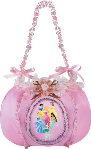 Disney Princess Soft Treat Bag Playset Child (One Size)