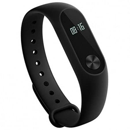 MI Band 2 HR Monitor & OLED Display By Amazon For Rs.1,999| Mi Band 2 Smart Activity tracker with Heart rate monitor for Android, iPhone and Other Smartphones (Black) @ Rs.1,999