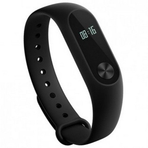 Mi Band 2 Smart Activity tracker with Heart rate monitor for Android, iPhone and Other Smartphones (Black) By Amazon @ Rs.1,999