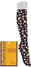 10-15HGmm Compression Fashion Support Knee Highs by Cherokee