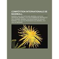 Comp Tition Internationale de Baseball: Baseball Aux Jeux Africains, Baseball Aux Jeux Asiatiques