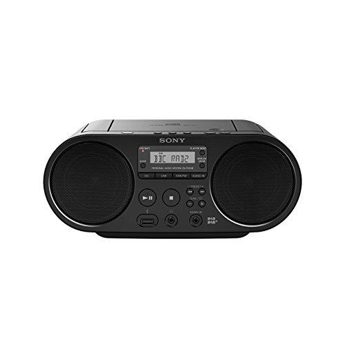 Sony ZSPS55B.CED CD/USB DAB Radiorekorder