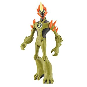 Amazon.com: Ben 10 Alien Force 4 Inch Action Figure ...