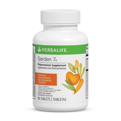 Herbalife Garden 7 Phytonutrient Supplement - 90 Tablets