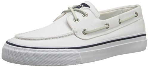 Sperry Top-Sider Bahama Canvas - Sneaker, Blanco, taglia 40